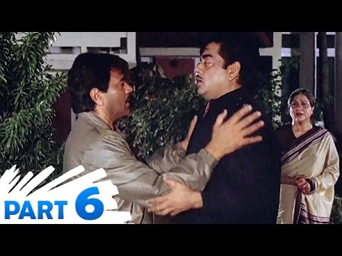 Ganga Tere Desh Mein (1988) | Dharmendra, Jayapradha | Hindi Movie Part 6 of 8 | HD
