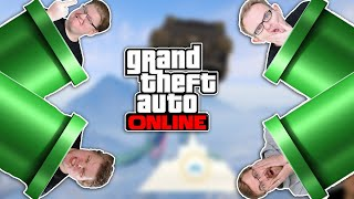Vier mal EXTREME Röhrenaction 🎮 Grand Theft Auto Online #204