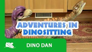 Dino Dan: Trek's Adventures: Adventures In Dinositting - Episode Promo