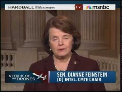 Senator Feinstein discusses John Brennan, the CIA and drone strikes