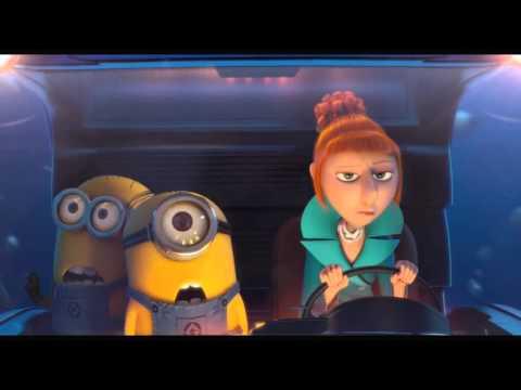 Гадкий Я: Мини фильмы. Миньоны (2013) - Русский трейлер мультфильма
