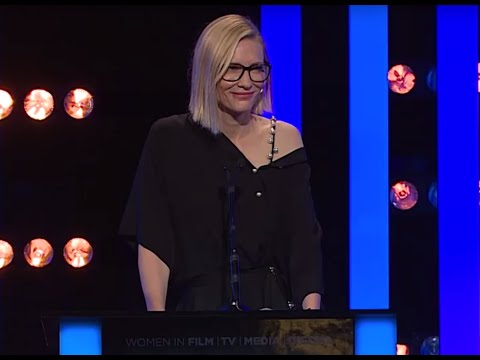 Crystal + Lucy Awards 2016: Cate Blanchett and Hylda Queally