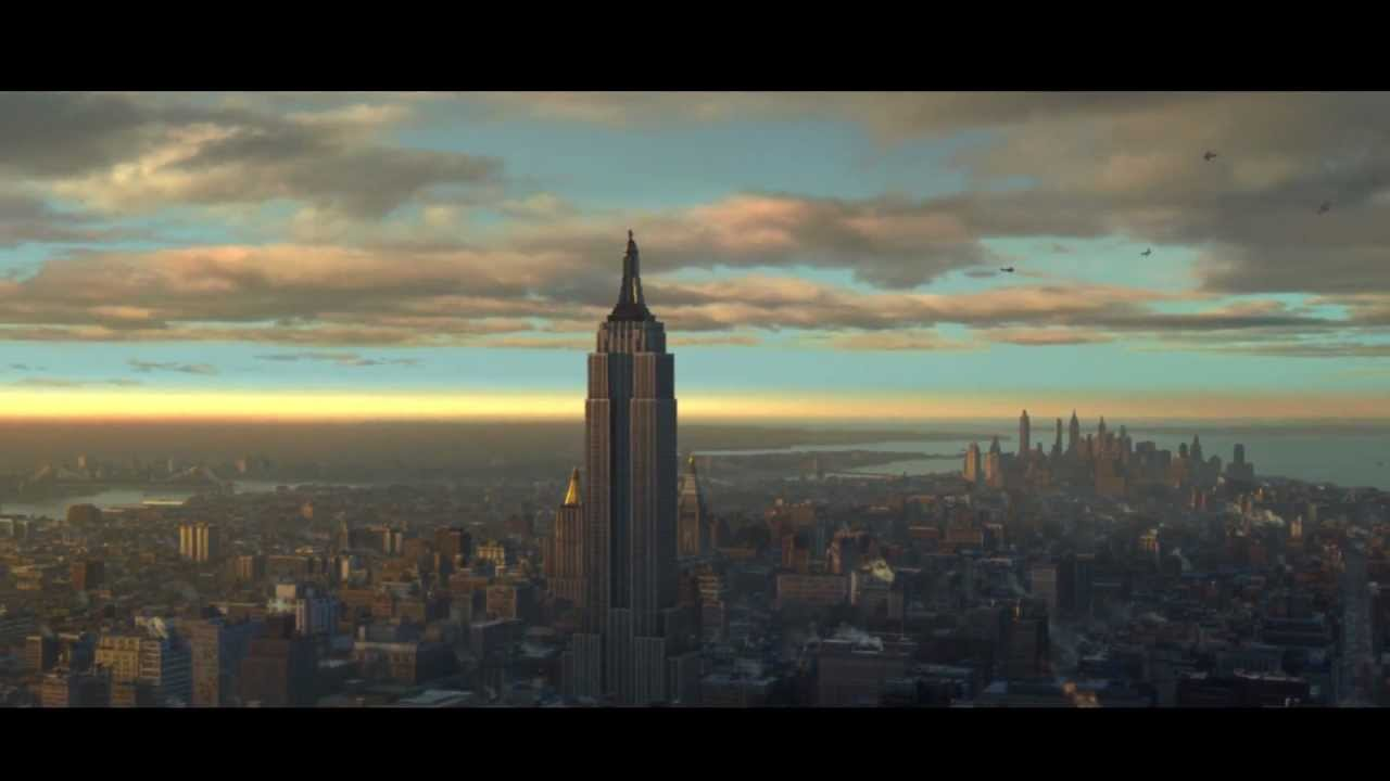 King Kong - Official Trailer 2 - YouTube