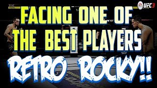 (10TH BEST IN THE WORLD) RETRO ROCKY VS RICKY J SPORTS!