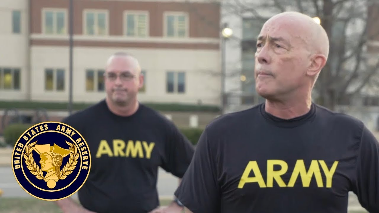 While practicing for the Army Combat Fitness Test with other U.S. Army Reserve leaders on Fort Bragg, N.C., Lt. Gen. Charles D. Luckey, chief of Army Reserve and commanding general, U.S. Army Reserve Command, reiterates what Ready Force X means to the readiness of the most capable, combat-ready, and lethal federal reserve force in the Nation.