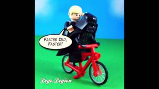 LEGO LL World Comics - Cheep Jokes - Featuring Star Wars, Dead Pool and more!