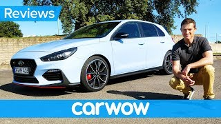 Hyundai i30 N 2018 hot hatch review - you'll be surprised how good it is | carwow Reviews