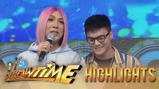 It's Showtime: Vice Ganda reveals Ronnie Alonte cried during their stay abroad