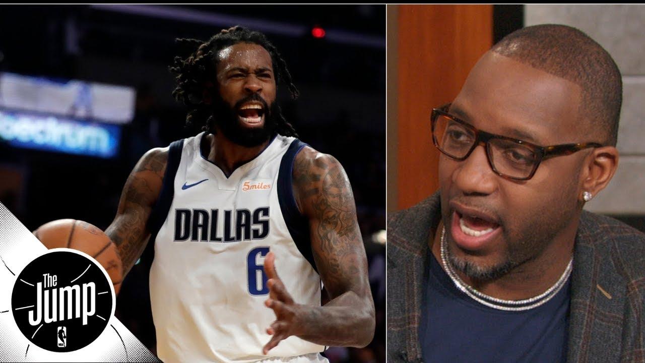 Tracy McGrady: DeAndre Jordan not playing too selfish for Mavericks to win | The Jump