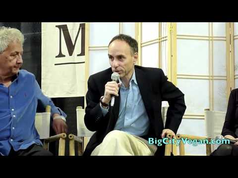 Key Health Benefits of a Vegan Diet – Green Festival NYC 2012