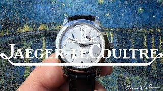 Jaeger-LeCoultre Master Control 8 Days - WOW!