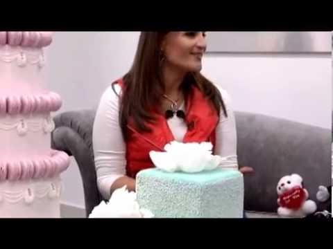 Dulces de lujo: Combinamos joyas y pasteles