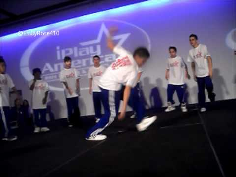 ICONic Boyz at iPlay America Part 1