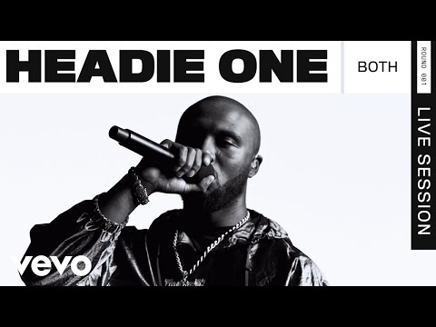 Headie One - Both (Live) | ROUNDS | Vevo