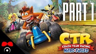 ŠLÁPNĚTE NA PLYN! | Crash Team Racing  #1
