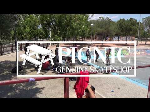 GO SKATE DAY ALICANTE |PICNIC SKATESHOP|