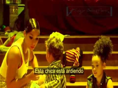 Alicia Keys     Girl On Fire Video Official Subtitulado En Español video