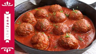 YOU WILL NEVER THROW AWAY BANANA PELLS AFTER WATCHING THIS - VEGAN MEATBALLS