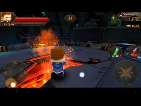 Обзор на игру для Андроида Call of Mini Zombies