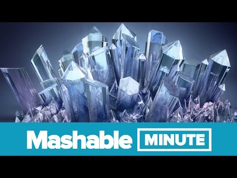 Mineral Madness! | Mashable Minute | With Elliott Morgan