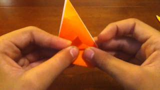 Origami Flopping Fish Tutorial