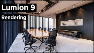 Lumion 9 Pro Interior Rendering Tutorial (Photorealistic)