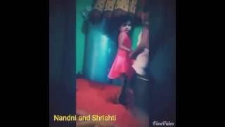 Meri Chatri Ke Niche Aaja cute girls dance freestyle