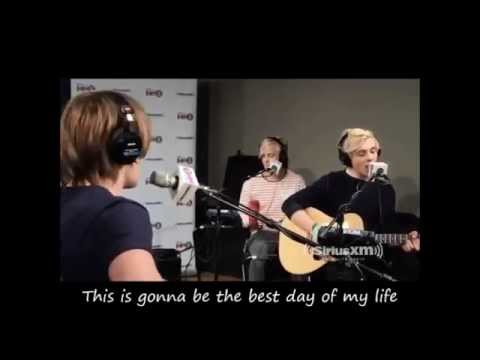 R5 - Best Day Of My Life Cover With Lyrics video