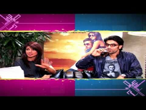 Ranbir & Priyanka At The Talk Show Of Anjaana Anjaani  - Part 3