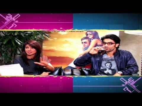 Ranbir & Priyanka At The Talk Show Of Anjaana Anjaani  - Part 3