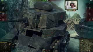 [Трэш Стрим] !!Строго 18+!! Popsa зашел World Of Tanks, кооп с AS`ом, Бомбеж не избежен! ))