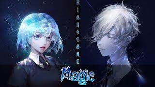 Nightcore ? Magic (Switching Vocals) - (Lyrics)