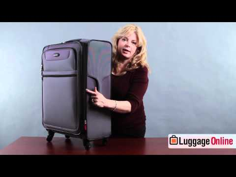 Samsonite LiFT Collection Review by LuggageOnline.com - Luggage Online