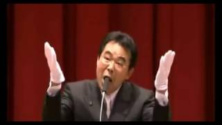 Funny Diplomatic minister Japanese CRAZY !!!
