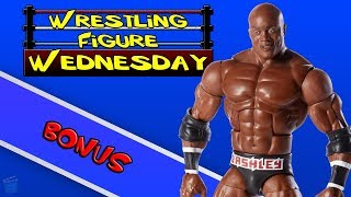 Wrestling Figure Wednesday Episode BONUS: WWE Elite 69 - Bobby Lashley