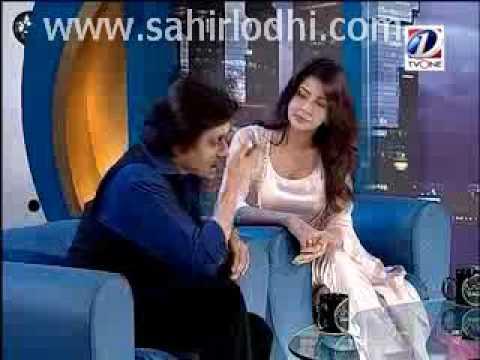 Sahir Lodhi And Saba Qamar At Tsls video