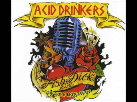 Acid Drinkers - Ring Of Fire
