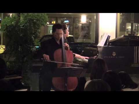 S. Rachmaninoff Cello Sonata Complete (Liu/Wang)