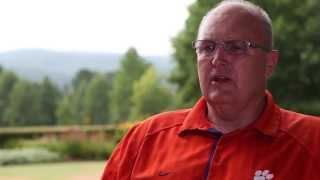 Clemson Football || Meet Coach Robbie Caldwell