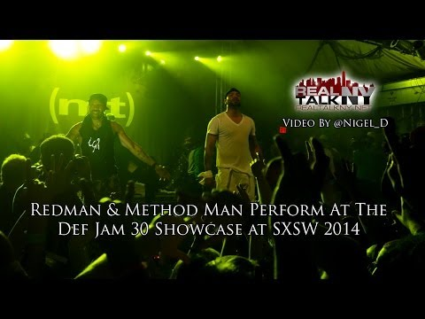 Watch: Redman, Method Man, 2 Chainz, Pusha T, YG And Gunplay Perform At Def Jam 30 SXSW Showcase