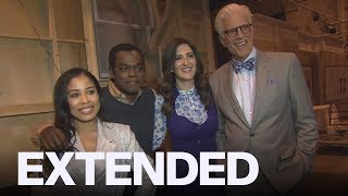 'The Good Place' Cast React To 2019 Emmy Nomination | EXTENDED