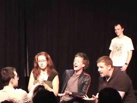 "The Playground - Chicago Illinois - ""Open Court"" Improv 200907"