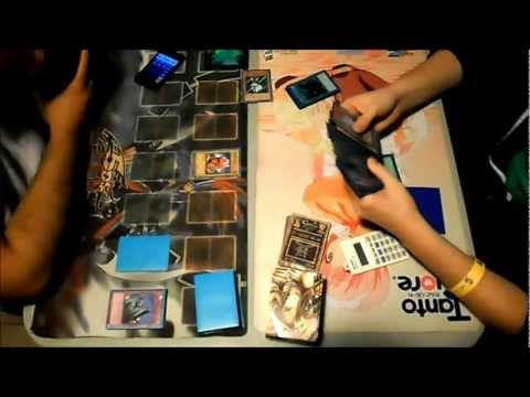 YGO Torneo Cyber Chaos Final - Dany (Pablo's rabbit) vs YT (HERO) - Game 1
