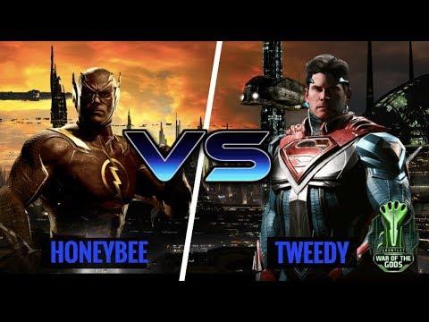 Comeback Was Epic Honeybee Vs Tweedy War Of Gods 8