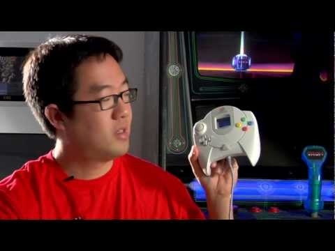 Retro Hardware - Sega Dreamcast - TGS
