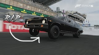 "Forza 7 | 994HP '69 Chevy Nova - ""Wheelie""/Drag Build, Tuning, Test Hits, Wheel Attempts, & More"