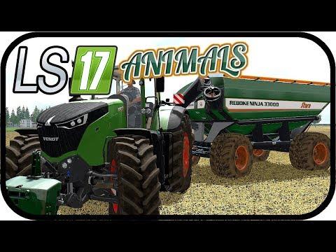 LS17 ANIMALS - Molkerei produkte verkaufen #165 - LS17 NORDFRIESISCHER MARSCH 4 FACH ★Deutsch