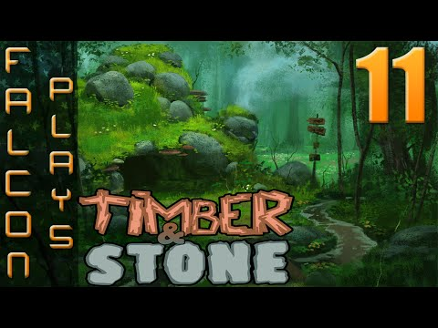 Timber and Stone 1.6+ | Viewer Renames | Let's Play Timber and Stone Part 11 (60 FPS)