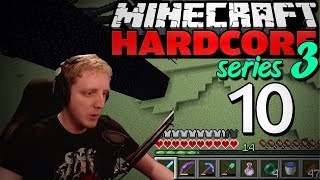 """Minecraft Hardcore - S3E10 - """"THE END"""" • Highlights"""