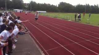 The Hemel Hempstead School's Sports Day Staff Relay Race